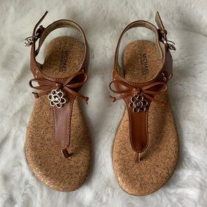 NWT Michael Kors sandals size 1